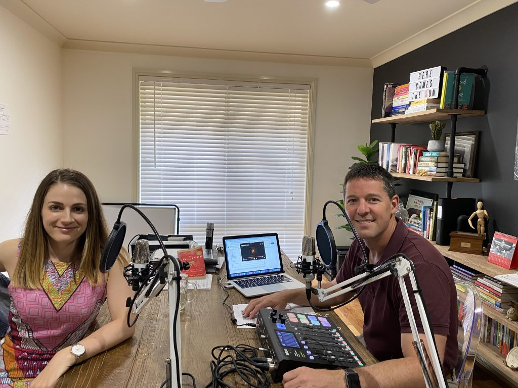 How can we work together better? Brendan Rogers with Laura Prael